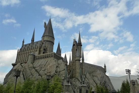 哈利波特城堡