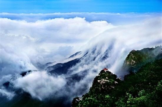 雅安卢山风景区