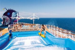 《2018年首航》地中海皇牌首選 皇家加勒比國際遊輪~海洋交響號 西班牙(巴塞隆那、帕爾馬)、法國(馬賽)、 意大利(佛羅倫斯、羅馬、拿坡里)  10天豪華郵輪假期(RLERS10)