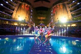 皇家加勒比國際遊輪~海洋贊禮號 香港、菲律賓(蘇碧灣、馬尼拉) 6天豪華郵輪假期(RAHRL06)