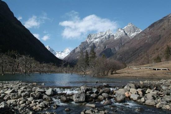 「東方阿爾卑斯」四姑娘山