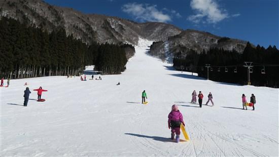 白川鄉滑雪場