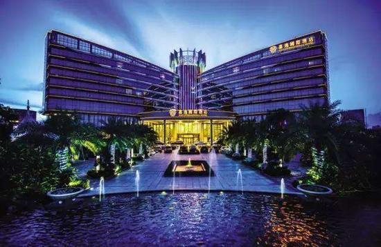南海嘉逸國際酒店