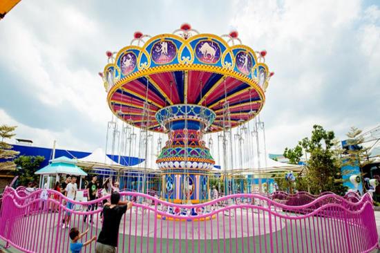 古鎮雲頂星河遊樂園