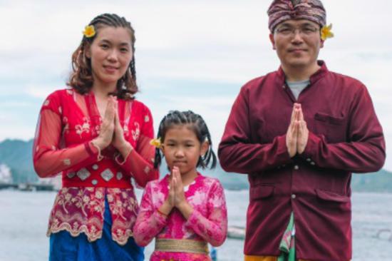AMUK BAY ADVENTURE傳統服裝體驗