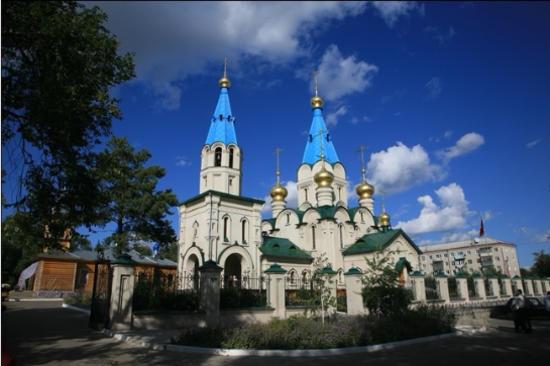 俄羅斯~東正教堂