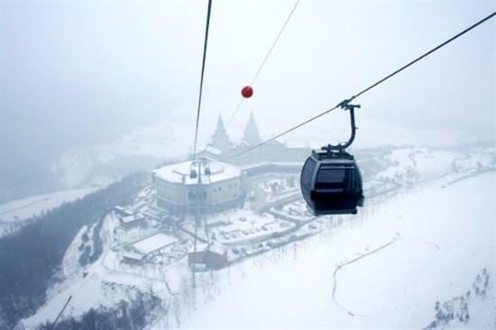 High One Gondola