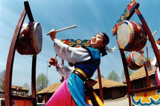 朝鮮民俗村