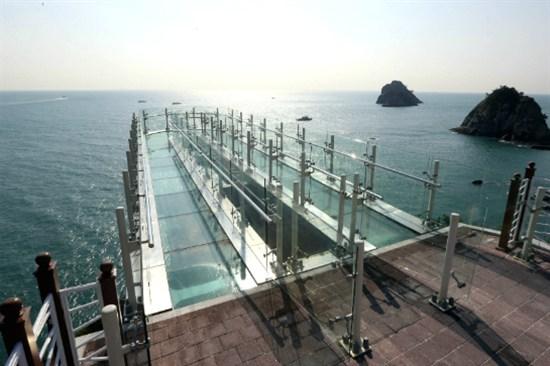 釜山海上天空步道SkyWalk