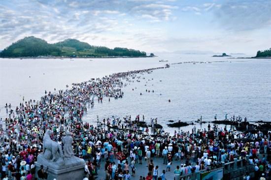 武昌浦神奇海路