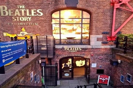 beatles博物館