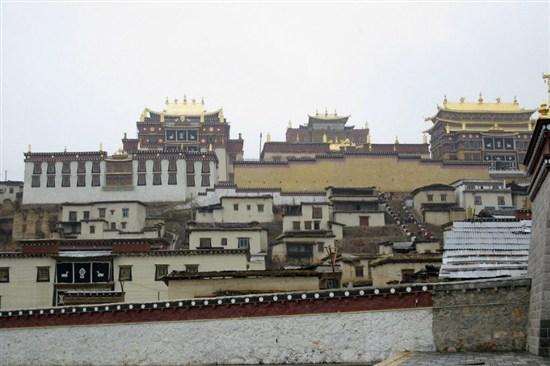 小布達拉宮