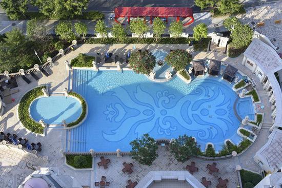 海旅溫德姆酒店