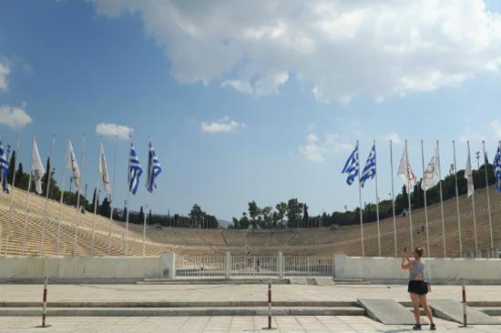奧林匹克運動會場