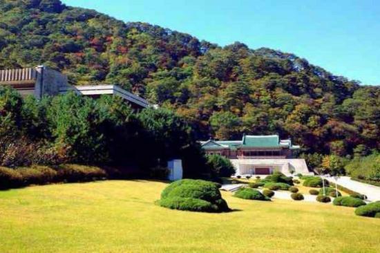 「朝鮮八景」之一【妙香山】