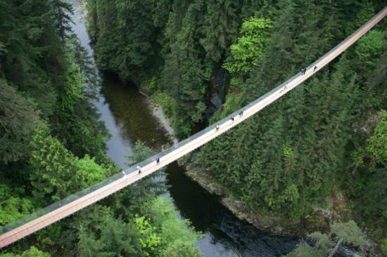 卡佩蘭奴吊橋公園