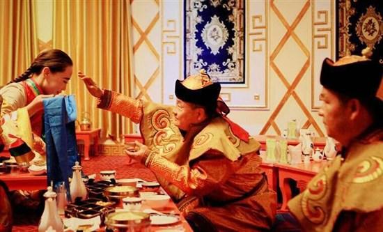 「皇者第一宴」【詐瑪宴】