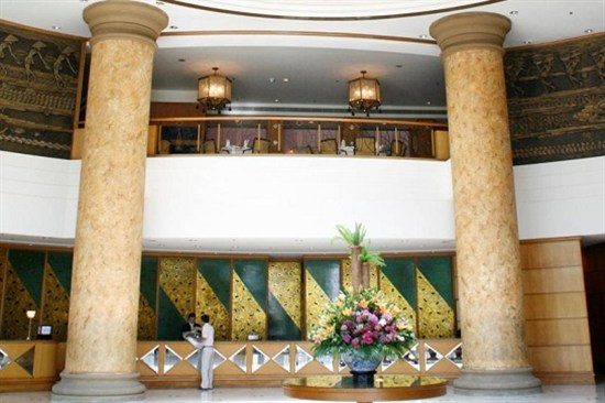 New World Saigon Hotel(Lobby)