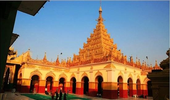 瑪哈牟尼大金佛寺