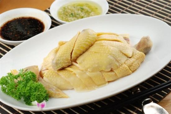 粵北蔥油走地雞宴