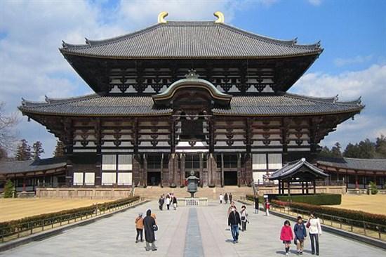 「世界文化遺產」東大寺