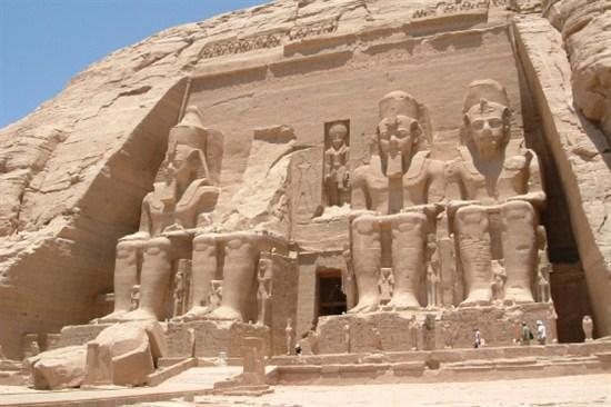 阿布辛布神廟