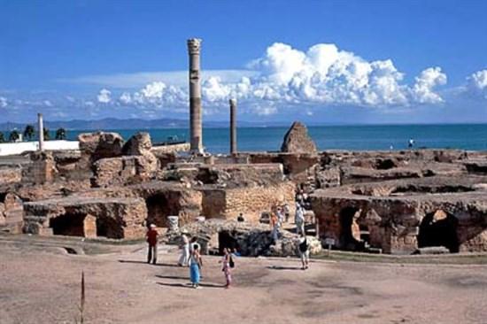 迦太基帝國遺址