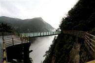 青雲棧道~中國七大懸空棧道之一