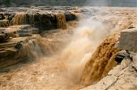 壺口瀑布~中國第二大瀑布
