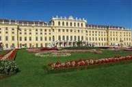 音樂之都.維也納~美泉宮