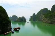 風光明媚,一次過飽覽越南北部兩大最美景區~下龍灣及沙壩