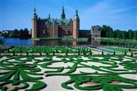 「北歐最美麗的城堡」費德烈城堡