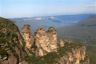 悉尼藍山國家公園(乘坐世界最斜觀光鐵路列車及吊車)