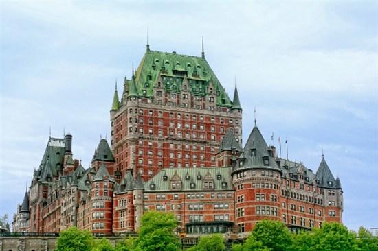 魁北克城古堡酒店