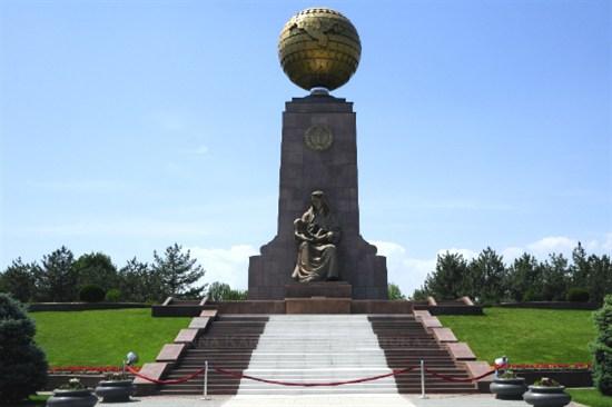獨立廣場(塔什干)