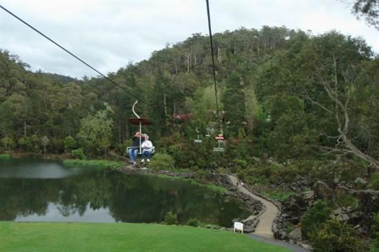 卡德奈特峽谷單軌吊車