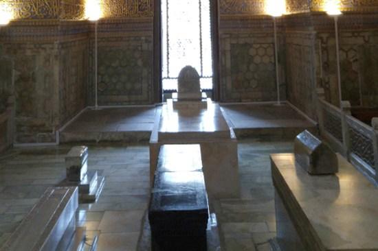 帖木兒陵墓