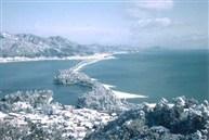 「日本三大美景」天橋立