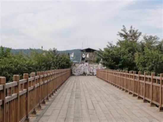 臨津閣自由橋