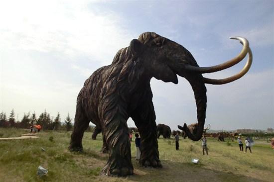 猛獁象公園
