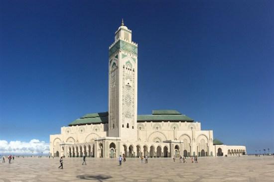 哈辛二世清真寺