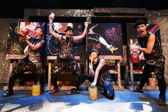 The Painters [HERO]彩繪秀