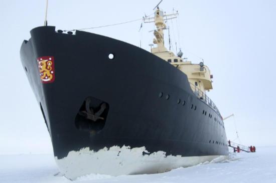 SAMPO破冰船極地探索之旅