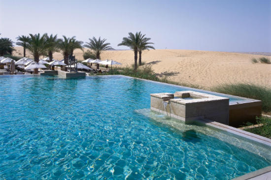 沙漠酒店Bab Al Shams Resort