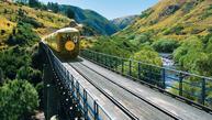 泰瑞峽谷觀光火車鐵路之旅