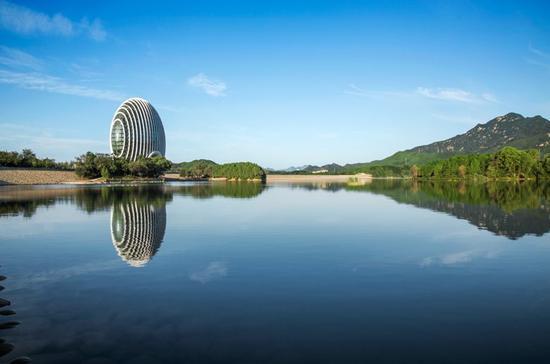 北京日出東方凱賓斯基酒店
