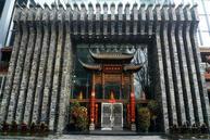《獨家》目前中國最大的茶館之一、中華餐飲名店【順興老茶館】