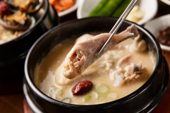桑黃人蔘雞湯