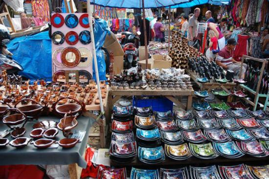 烏布傳統市集