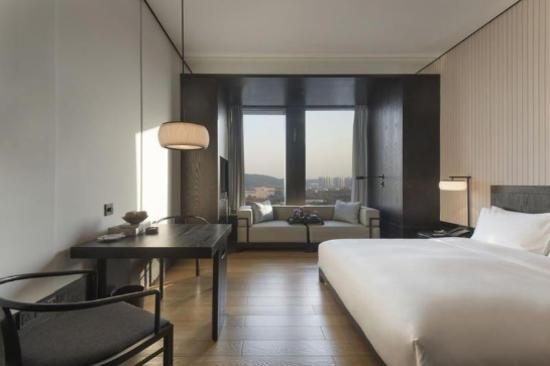 武漢光谷凱悅酒店房間